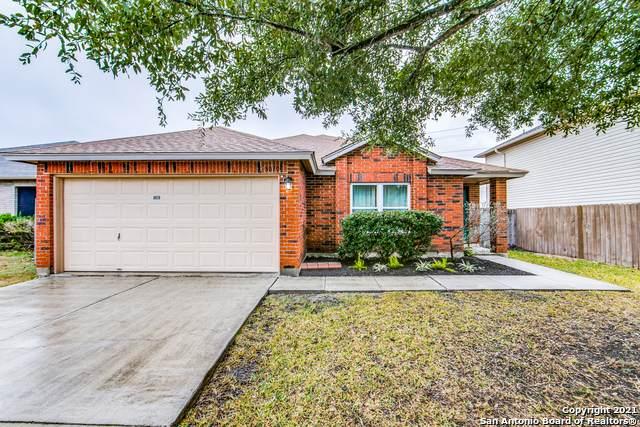 8070 Chestnut Ash Dr, Converse, TX 78109 (MLS #1505501) :: Carter Fine Homes - Keller Williams Heritage