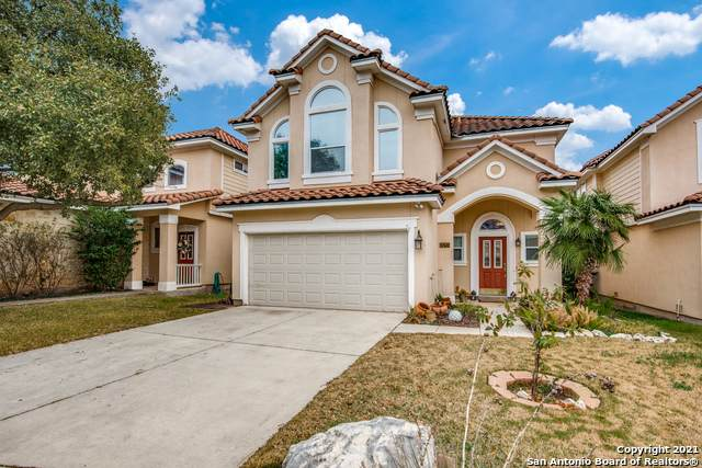 25711 Tranquil Rim, San Antonio, TX 78260 (MLS #1505515) :: The Gradiz Group