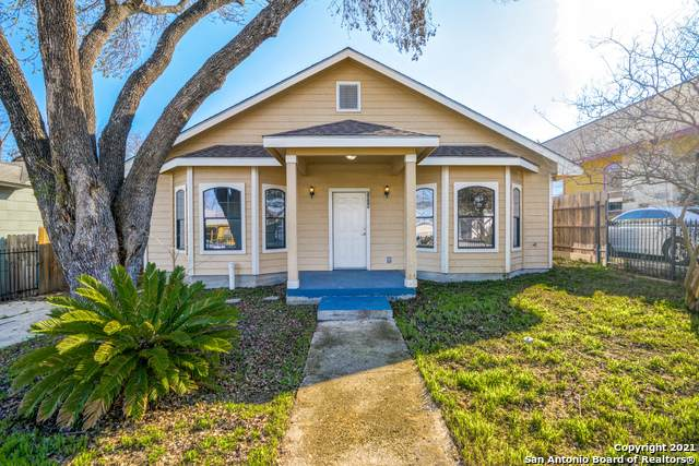1318 W Hollywood Ave, San Antonio, TX 78201 (MLS #1505525) :: Tom White Group