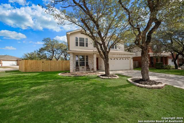 9123 Feather Bluff, Helotes, TX 78023 (MLS #1505535) :: The Mullen Group | RE/MAX Access