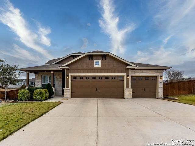 6602 Bowie Cove, Schertz, TX 78108 (MLS #1505559) :: The Mullen Group | RE/MAX Access