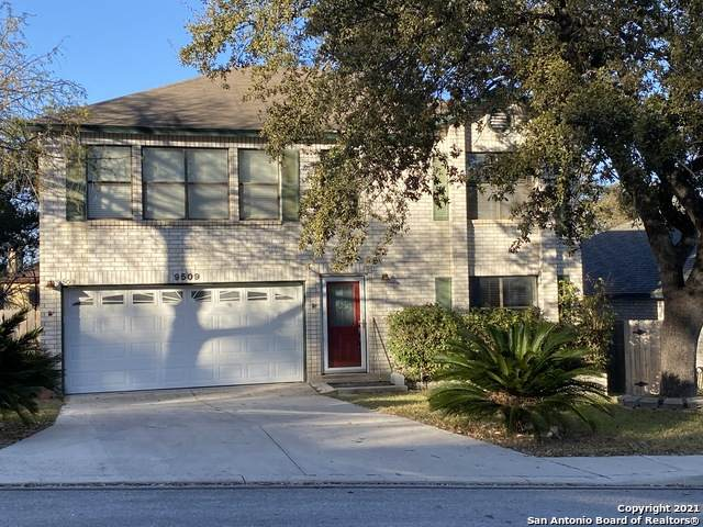 9509 Cantura Crest, San Antonio, TX 78250 (MLS #1505602) :: Concierge Realty of SA