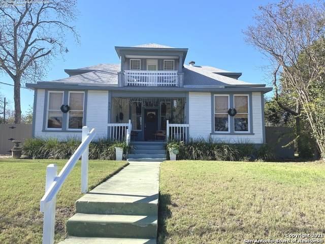 519 N Monumental, San Antonio, TX 78202 (MLS #1505622) :: Alexis Weigand Real Estate Group