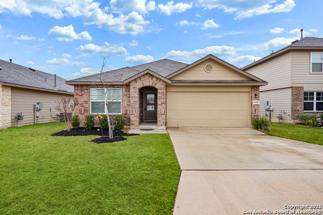 13418 Wild Rye, San Antonio, TX 78254 (MLS #1505648) :: 2Halls Property Team | Berkshire Hathaway HomeServices PenFed Realty