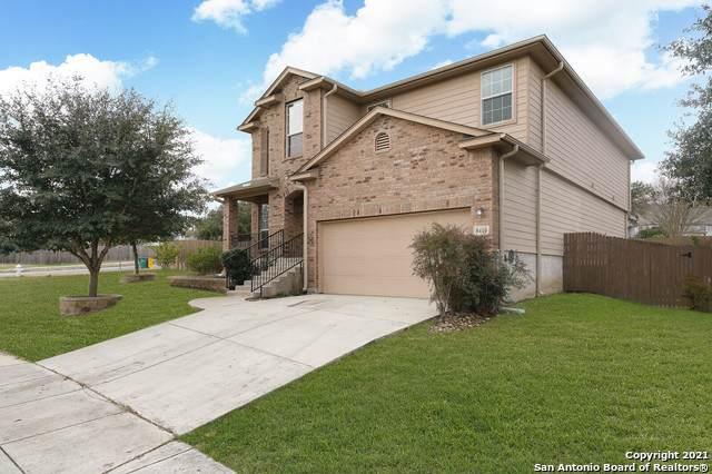 8410 Chickasaw Bluff, San Antonio, TX 78109 (MLS #1505653) :: JP & Associates Realtors