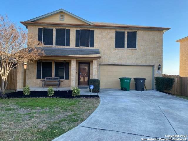 7806 Liberty Island, San Antonio, TX 78227 (MLS #1505655) :: Tom White Group
