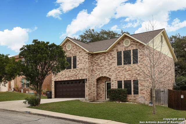 21538 Tenore, San Antonio, TX 78259 (MLS #1505689) :: Berkshire Hathaway HomeServices Don Johnson, REALTORS®