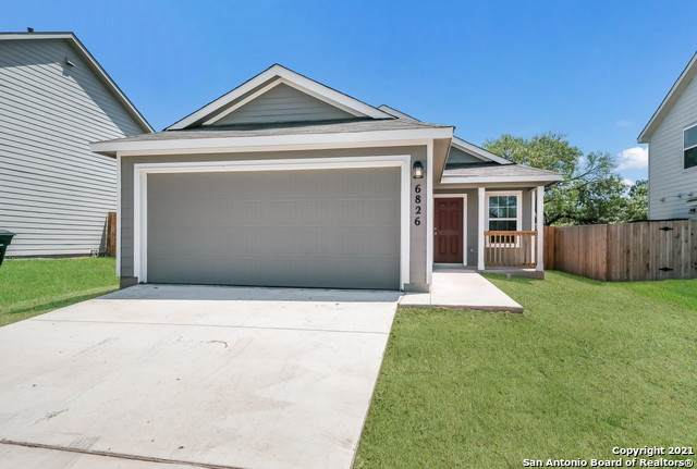 7206 Lavaca Bluff, San Antonio, TX 78218 (MLS #1505716) :: The Curtis Team