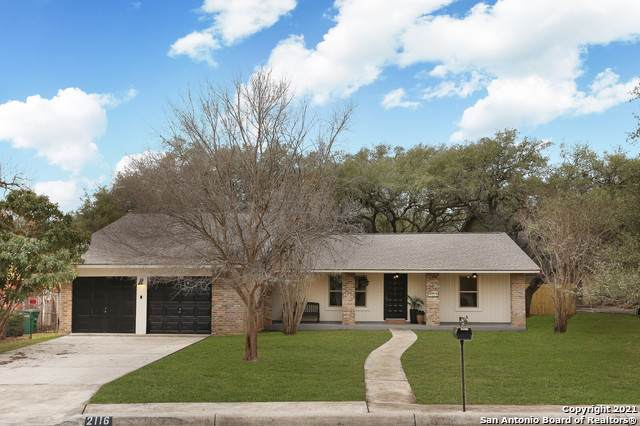 2116 Turkey Ledge St, San Antonio, TX 78232 (MLS #1505743) :: The Mullen Group | RE/MAX Access