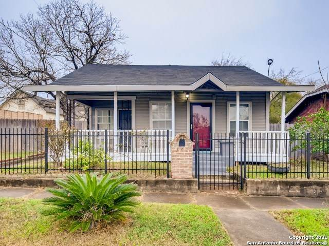 342 Nika St, San Antonio, TX 78208 (MLS #1505754) :: Williams Realty & Ranches, LLC
