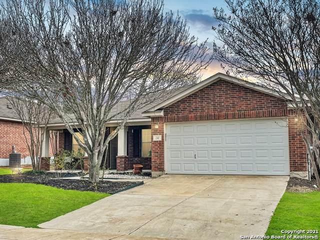 132 Hidden Cave, Cibolo, TX 78108 (MLS #1505759) :: Berkshire Hathaway HomeServices Don Johnson, REALTORS®