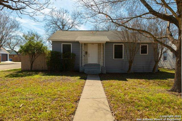 338 Haggin St, San Antonio, TX 78210 (MLS #1505771) :: The Lugo Group
