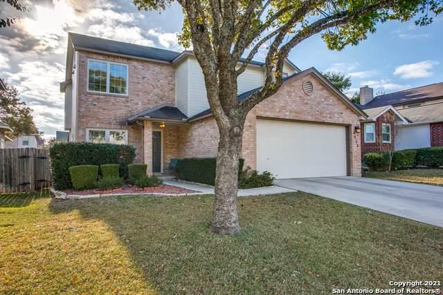 4111 Ashington, San Antonio, TX 78247 (MLS #1505793) :: Berkshire Hathaway HomeServices Don Johnson, REALTORS®