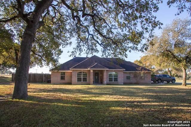 109 Miller Cove, La Vernia, TX 78121 (MLS #1505821) :: The Rise Property Group