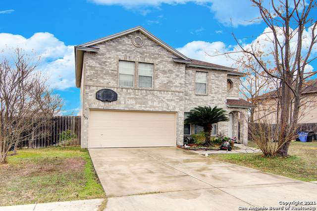 3405 Santa Fe Trail, Seguin, TX 78155 (MLS #1505829) :: Keller Williams City View