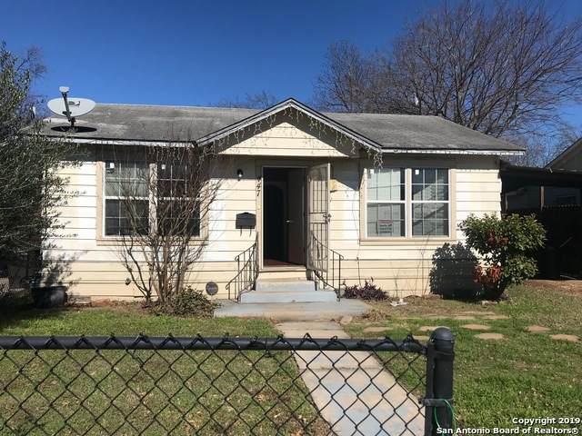 447 Royston Ave, San Antonio, TX 78225 (MLS #1505839) :: The Lopez Group