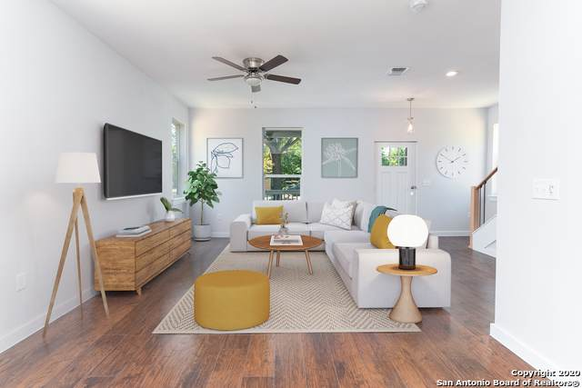 211 Hunstock Ave, San Antonio, TX 78210 (MLS #1505848) :: The Lopez Group