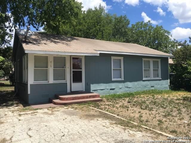 415 Mclaughlin Ave, San Antonio, TX 78211 (MLS #1505849) :: JP & Associates Realtors
