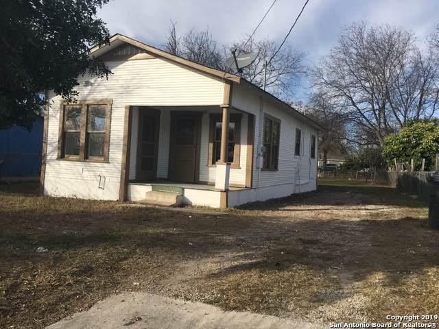 827 S Sims Ave, San Antonio, TX 78225 (MLS #1505852) :: The Lopez Group