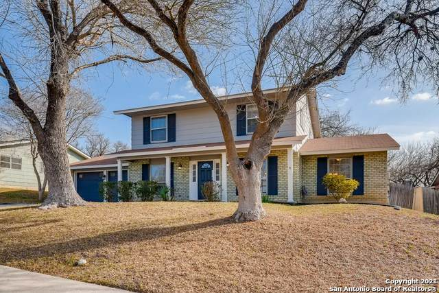 2122 Harpers Ferry St, San Antonio, TX 78245 (MLS #1505885) :: The Rise Property Group