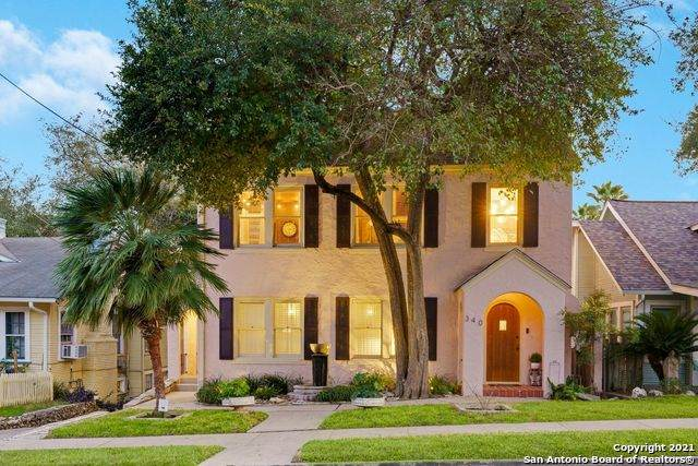 340 E Huisache Ave, San Antonio, TX 78212 (MLS #1505953) :: JP & Associates Realtors