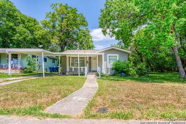 523 Lincolnshire Dr, San Antonio, TX 78220 (MLS #1505957) :: Williams Realty & Ranches, LLC