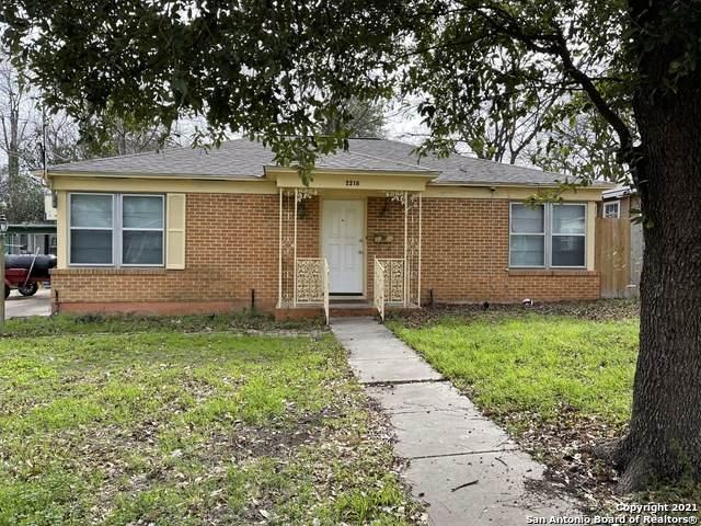 2218 W Hermosa Dr, San Antonio, TX 78201 (MLS #1505997) :: Carter Fine Homes - Keller Williams Heritage