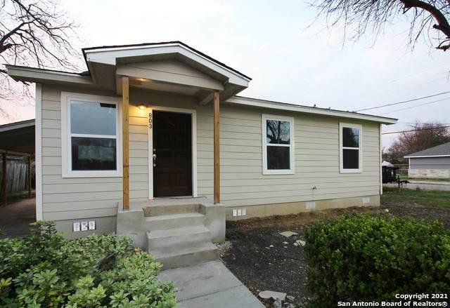 803 S San Bernardo Ave, San Antonio, TX 78237 (MLS #1506054) :: EXP Realty