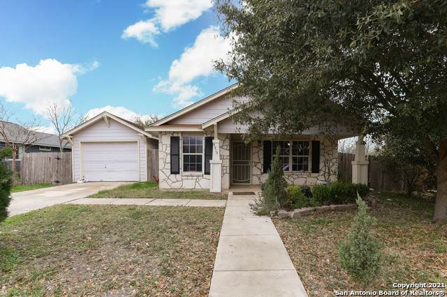 8919 Heather Ct, San Antonio, TX 78221 (MLS #1506058) :: The Gradiz Group