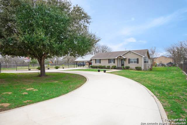 2629 Oak Island Dr, San Antonio, TX 78264 (MLS #1506067) :: The Gradiz Group