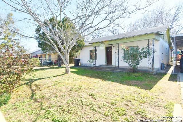 810 Sims Ave, San Antonio, TX 78225 (MLS #1506081) :: Santos and Sandberg