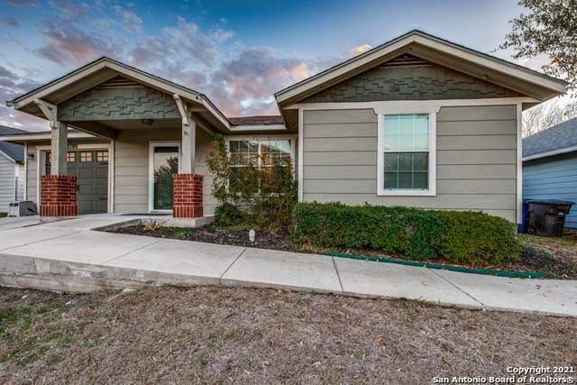 5106 Acequia Pass, San Antonio, TX 78237 (MLS #1506102) :: Williams Realty & Ranches, LLC
