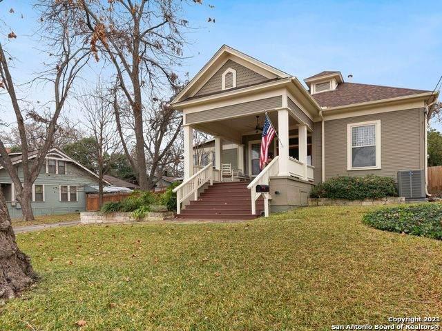 231 Montclair St, San Antonio, TX 78209 (MLS #1506108) :: Carter Fine Homes - Keller Williams Heritage