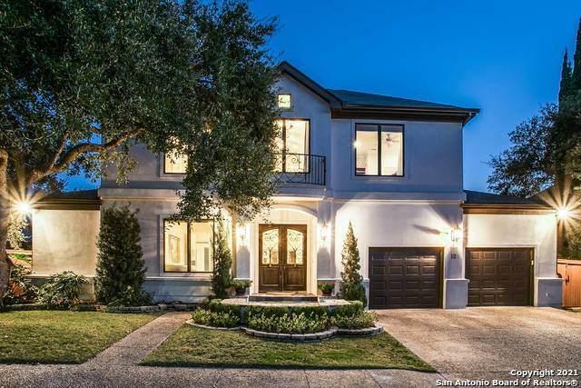 12 Chelsea Way, San Antonio, TX 78209 (MLS #1506111) :: Real Estate by Design