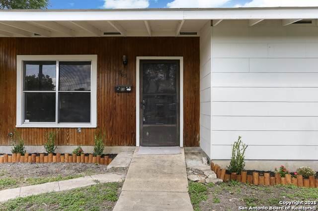 863 Plainview Dr, San Antonio, TX 78228 (MLS #1506131) :: The Gradiz Group