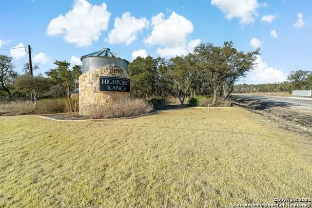 45 Coleman Springs Tx, Boerne, TX 78006 (MLS #1506143) :: Santos and Sandberg