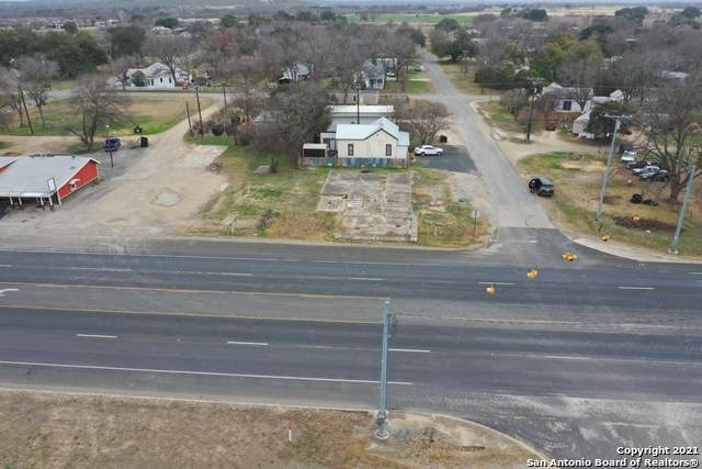 LOTS 1-2 BLK 7 W Highway 90, Dhanis, TX 78850 (MLS #1506184) :: Real Estate by Design