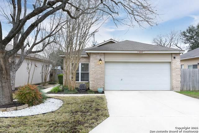 5622 Spring Moon St, San Antonio, TX 78247 (MLS #1506254) :: Berkshire Hathaway HomeServices Don Johnson, REALTORS®