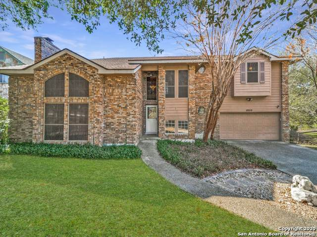 20019 Park Bluff St, San Antonio, TX 78259 (MLS #1506314) :: 2Halls Property Team | Berkshire Hathaway HomeServices PenFed Realty