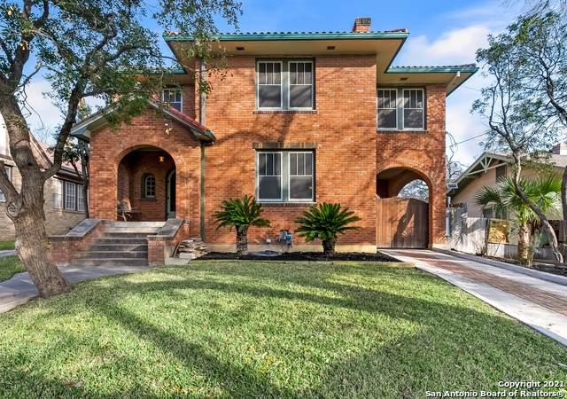 351 E Huisache Ave, San Antonio, TX 78212 (MLS #1506316) :: Keller Williams City View