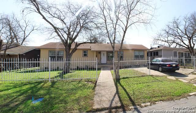 2622 W Huisache Ave, San Antonio, TX 78228 (MLS #1506340) :: The Curtis Team