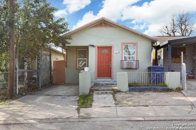 1638 Perez St, San Antonio, TX 78207 (MLS #1506341) :: The Curtis Team