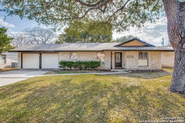 9806 Lantana Dr, San Antonio, TX 78217 (MLS #1506388) :: The Curtis Team