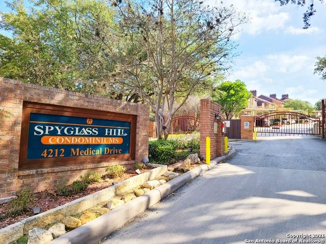4212 Medical Dr #419, San Antonio, TX 78229 (MLS #1506405) :: Santos and Sandberg