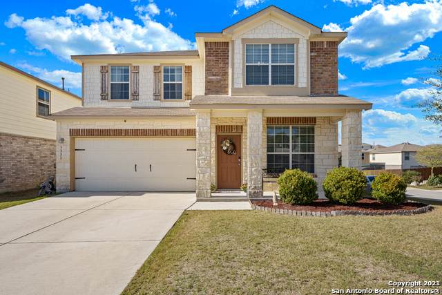 3331 Saltillo Way, San Antonio, TX 78253 (MLS #1506426) :: Santos and Sandberg
