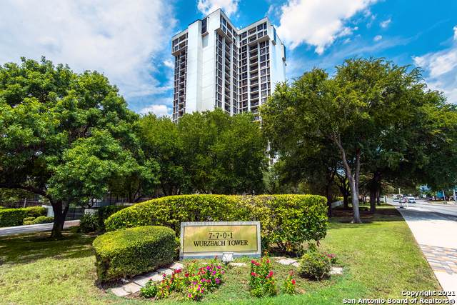 7701 Wurzbach Rd #1606, San Antonio, TX 78229 (MLS #1506434) :: The Curtis Team