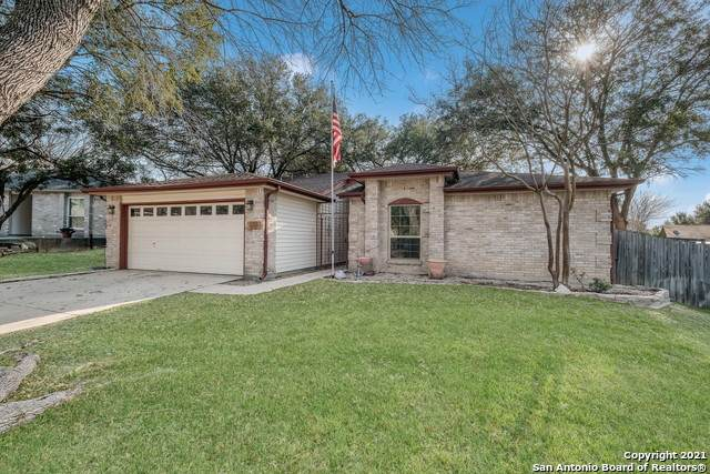 5850 Spring Dove St, San Antonio, TX 78247 (MLS #1506445) :: The Curtis Team