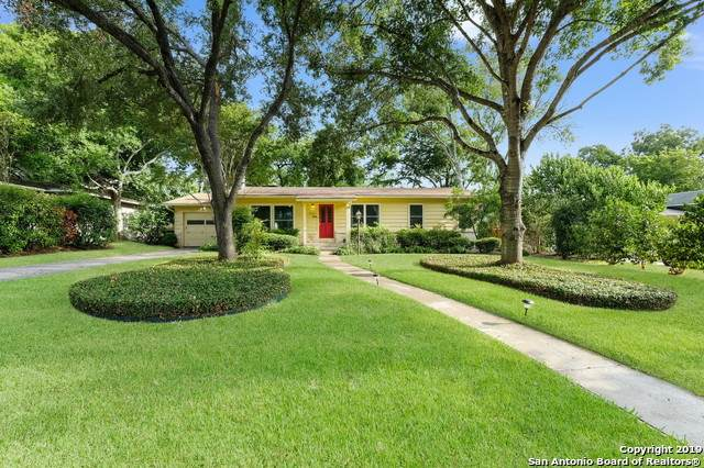 909 Ivy Ln, Terrell Hills, TX 78209 (MLS #1506447) :: Williams Realty & Ranches, LLC