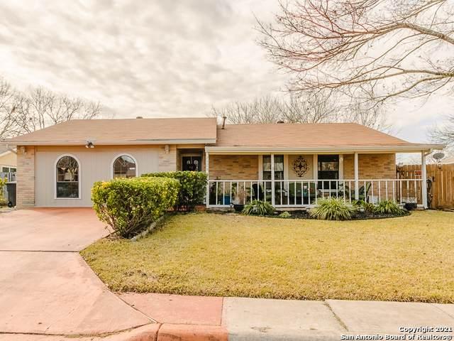 7126 Spring Forest St, San Antonio, TX 78249 (MLS #1506460) :: The Gradiz Group