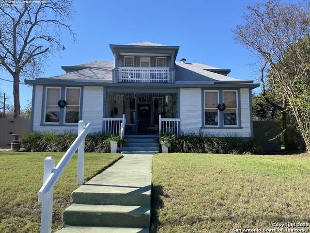 519 N Monumental, San Antonio, TX 78202 (MLS #1506545) :: The Real Estate Jesus Team
